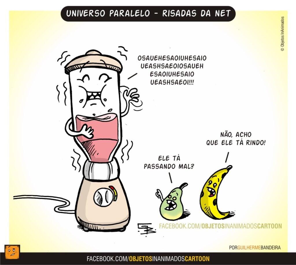 RISADAS DA NET2