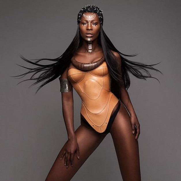 A beleza está em todas etnias