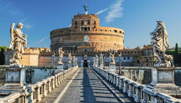 roma-castelo-st-angelo-thinkstock-478395845