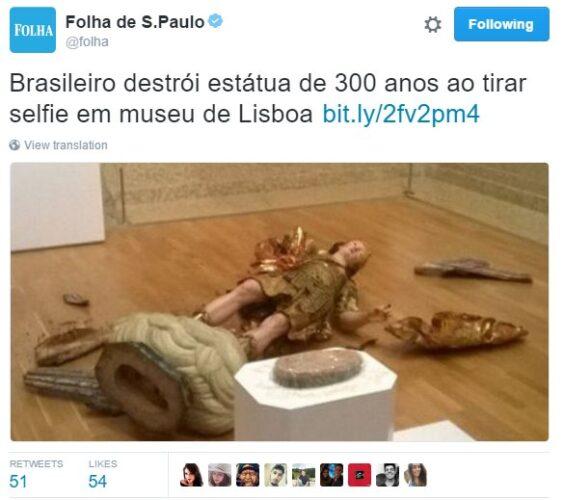 Realmente o melhor do Brasil é o brasileiro