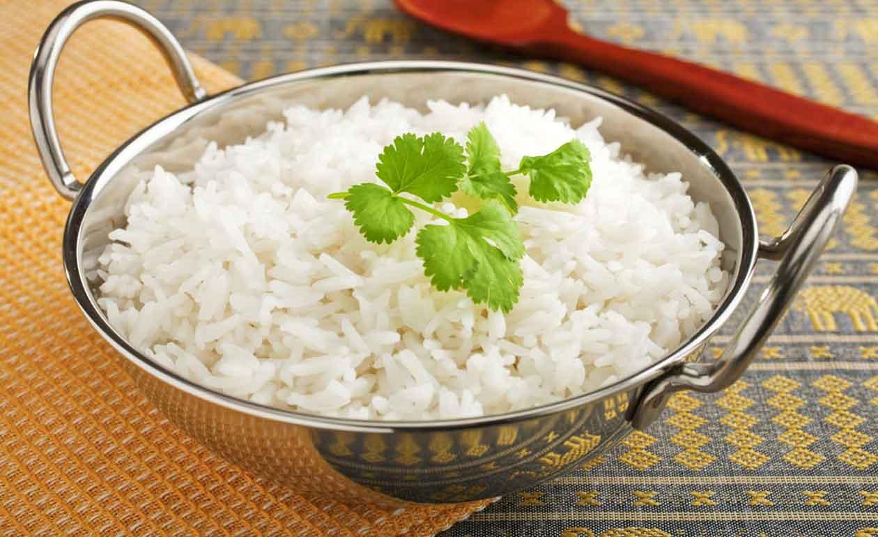 Как сделать пропаренный рис не сухим