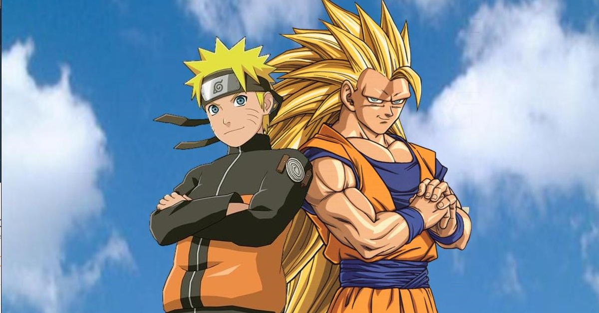 5 Motivos Que Tornam Naruto Melhor Dragon Ball Nerd Spongebob Wallpaper