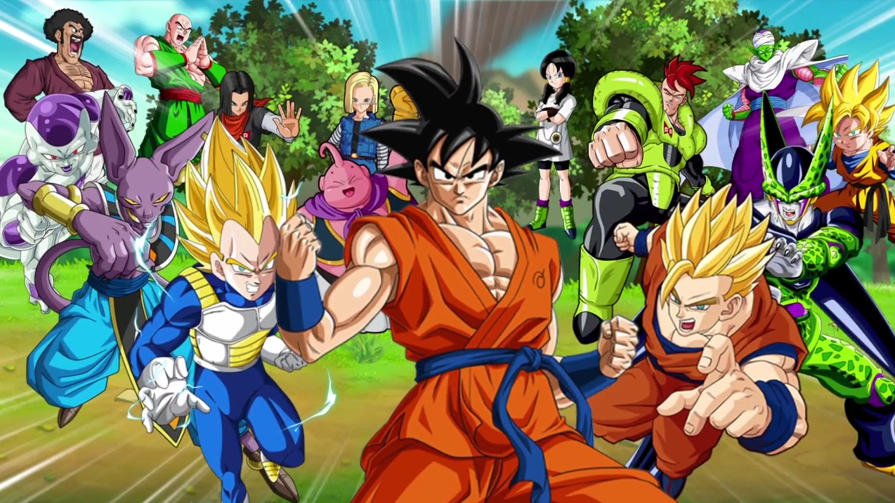 Os 5 piores personagens de dragon ball z for Portefeuille dragon ball z
