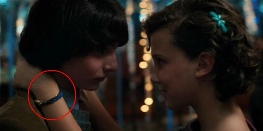 Stranger Things - Elástico azul de Eleven tem significado muito profundo
