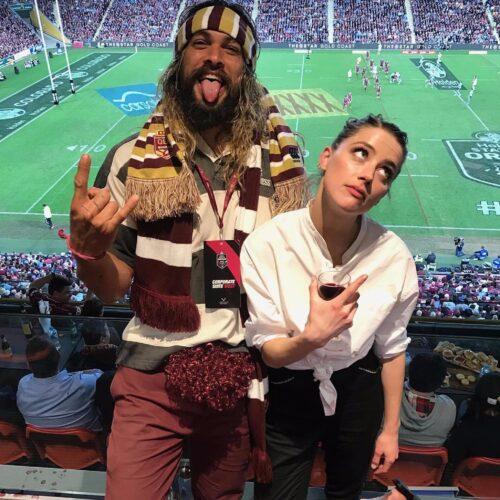 Amber Heard Ben Affleck Jason Momoa E Henry Cavill Foto: 8 Atores Da DC Que São Melhores Amigos Na Vida Real