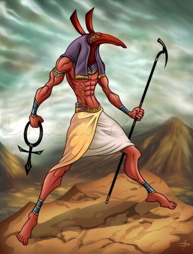 deus seth origem