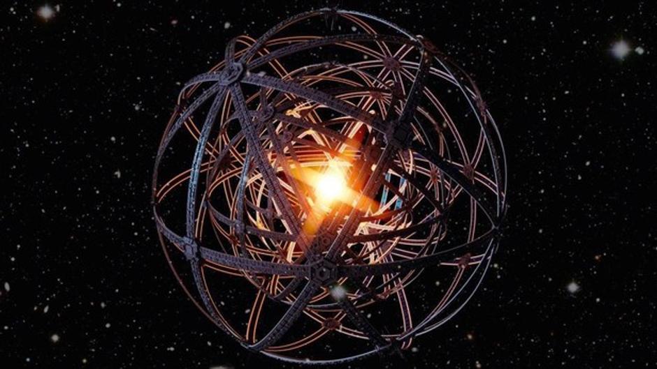 Tem Na Web - Uma estrela gigante pode ser na verdade uma megaestrutura alienígena