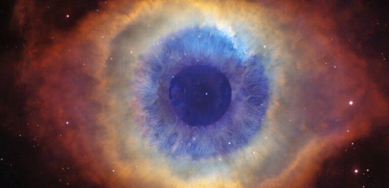 Conheça os estranhos planetas que se parecem com glóbulos oculares