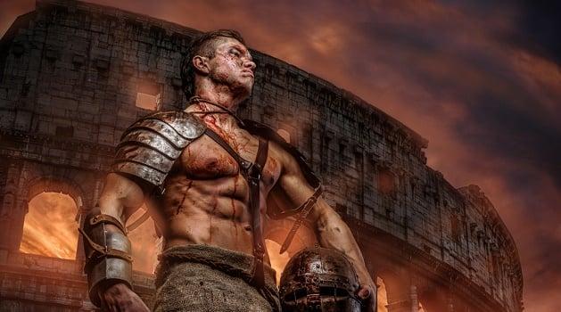 Tem Na Web - 7 fatos sangrentos sobre a vida dos gladiadores
