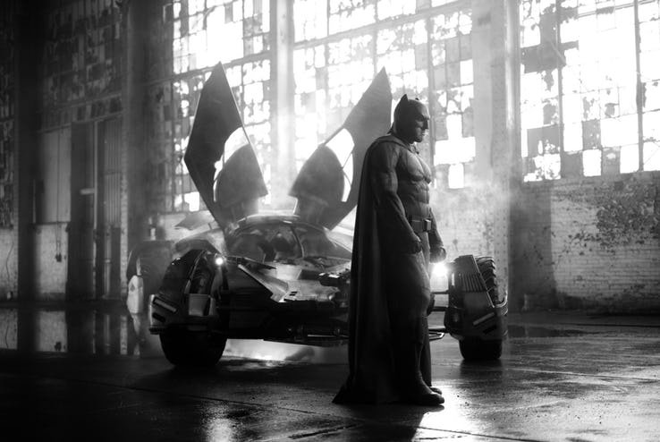 Ben Affleck Batman Zack Snyder