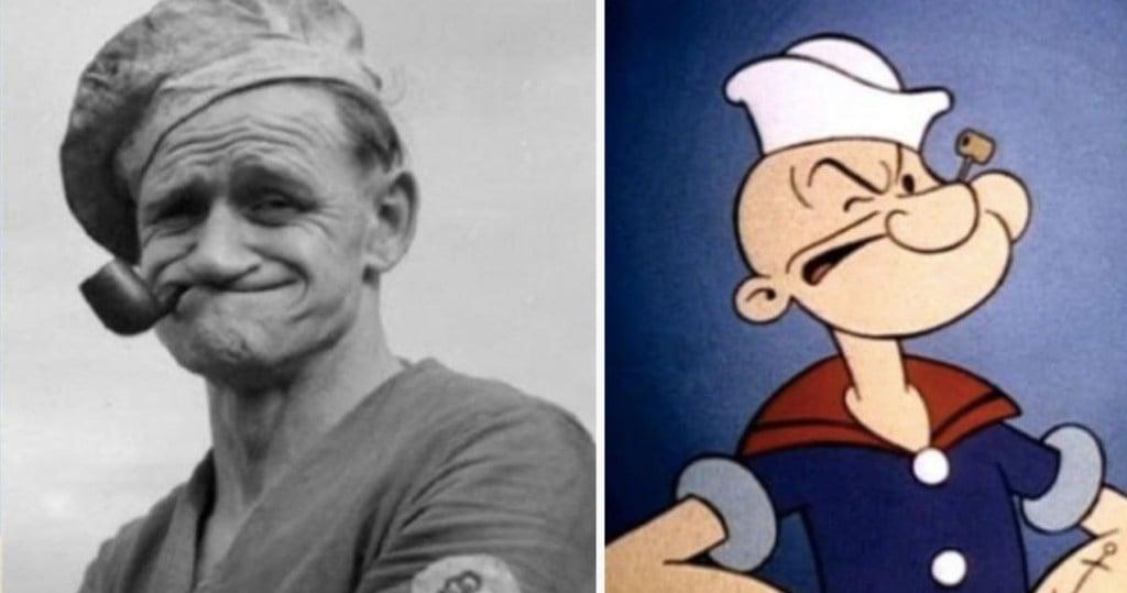 Tem Na Web - Conheça a história por trás do Marinheiro Popeye