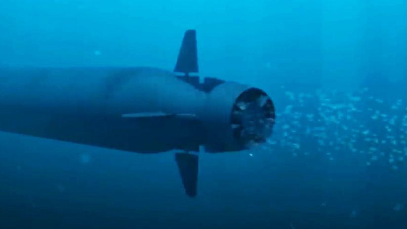 Tem Na Web - Conheça o terrível drone submarino do juízo final da Rússia