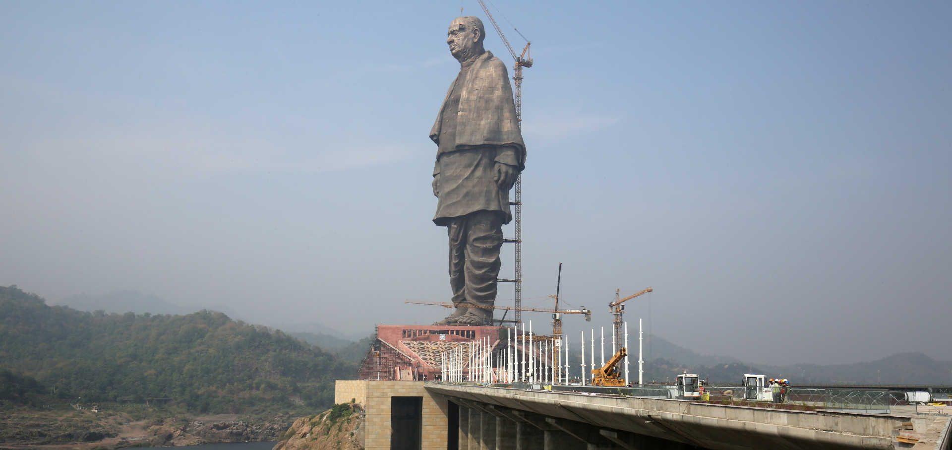 Tem Na Web - 7 maiores estátuas do mundo