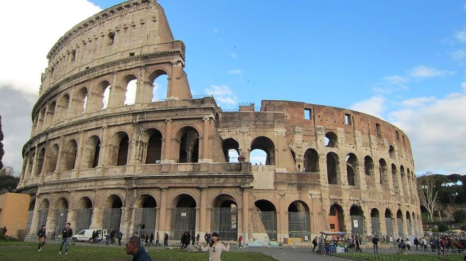 Tem Na Web - A crueldade desconhecida do Império Romano