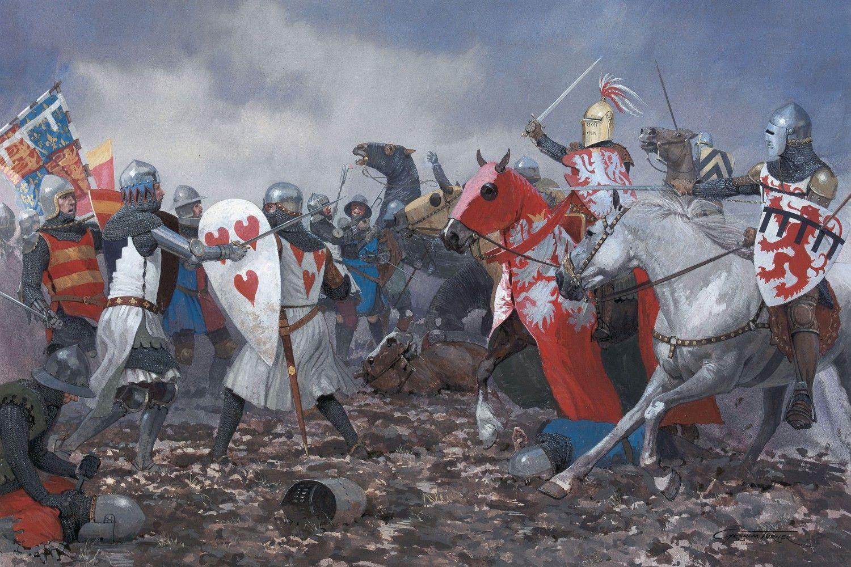 7 cavaleiros medievais mais famosos