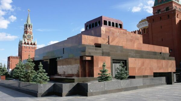 museu com corpo de lenin na r%C3%BAssia