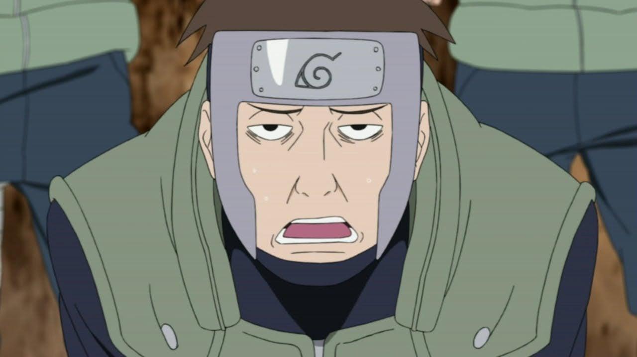 7 personagens de Naruto que você nem lembra que existem ...