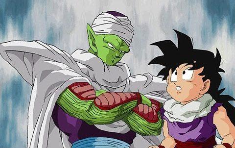 Gohan e Piccolo