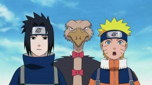 fillers de Naruto