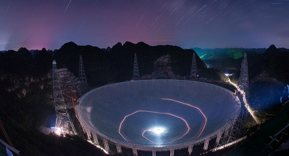 China está avançando para identificar extraterrestres