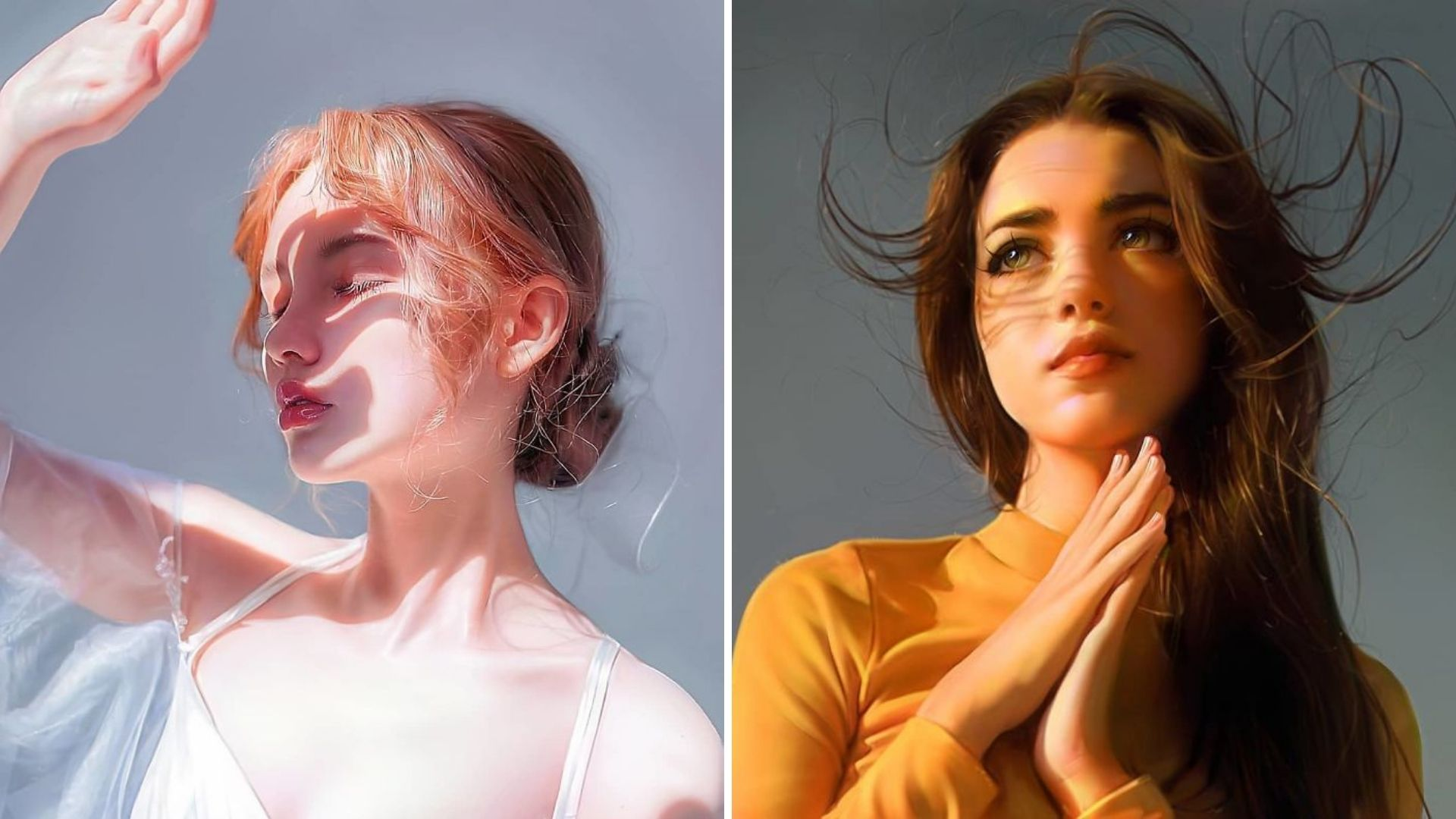 A incrível arte realista de Irakli Nadar
