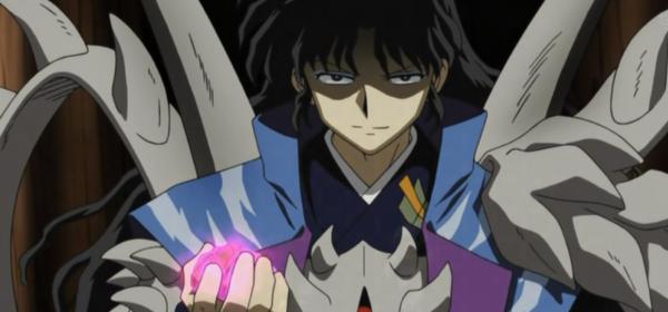 10 personagens mais poderosos de InuYasha 9