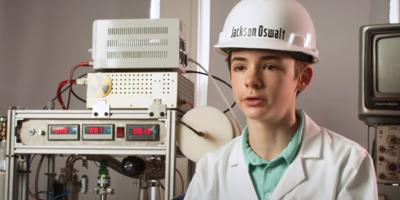 Conheça o menino de 12 anos que realizou uma fusão nuclear