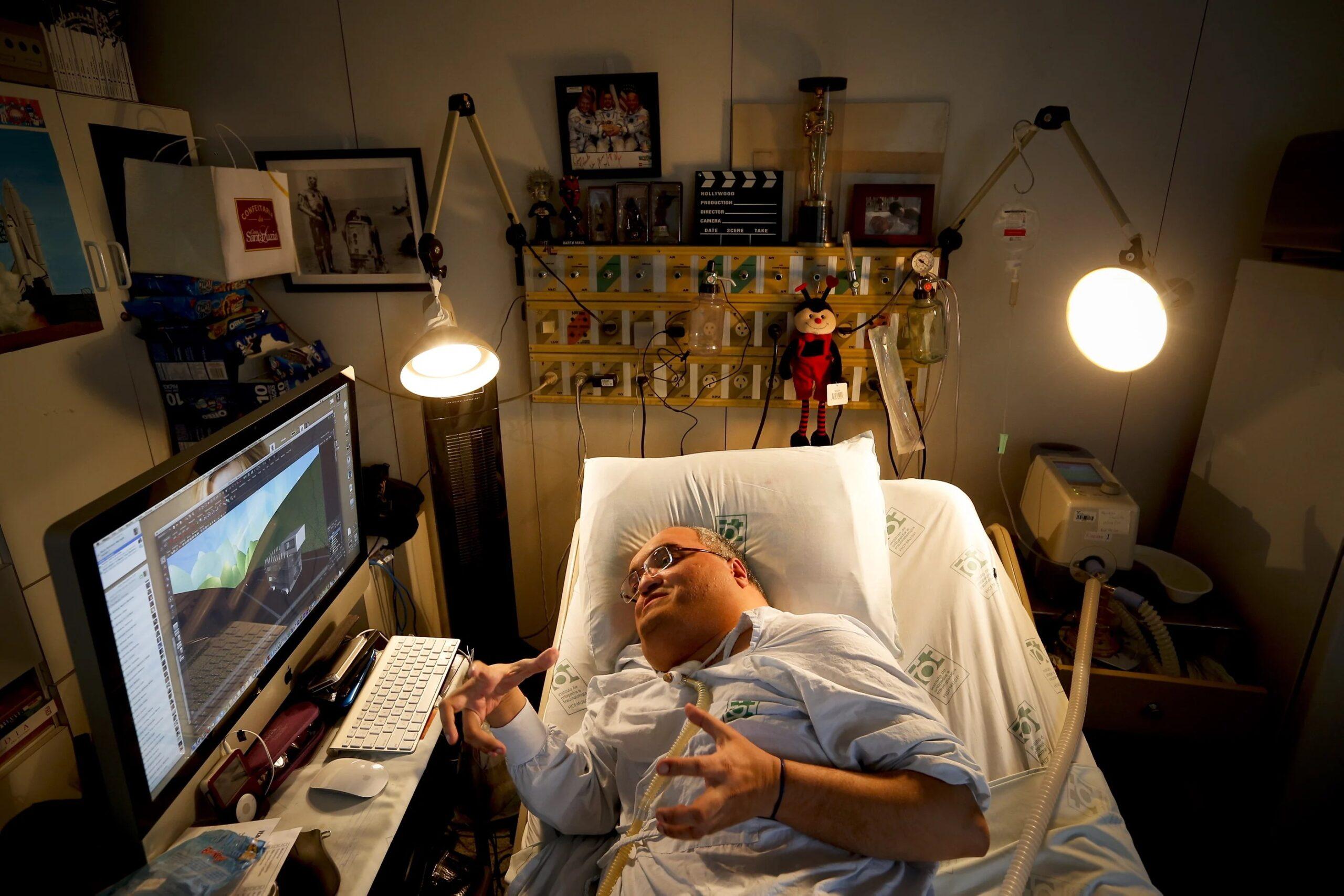 Morre paciente que vivia há 51 anos no Hospital das Clínicas em São Paulo