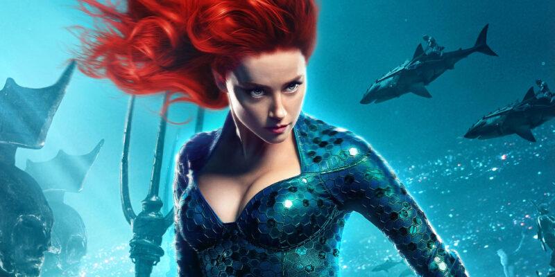 Por que os fãs estão pedindo a demissão de Amber Heard de Aquaman 2?