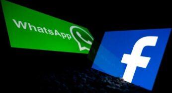 Novas regras do WhatsApp exigem compartilhamento de dados com Facebook